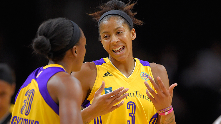 11-0 L.A. Sparks…The Best Start In WNBA History