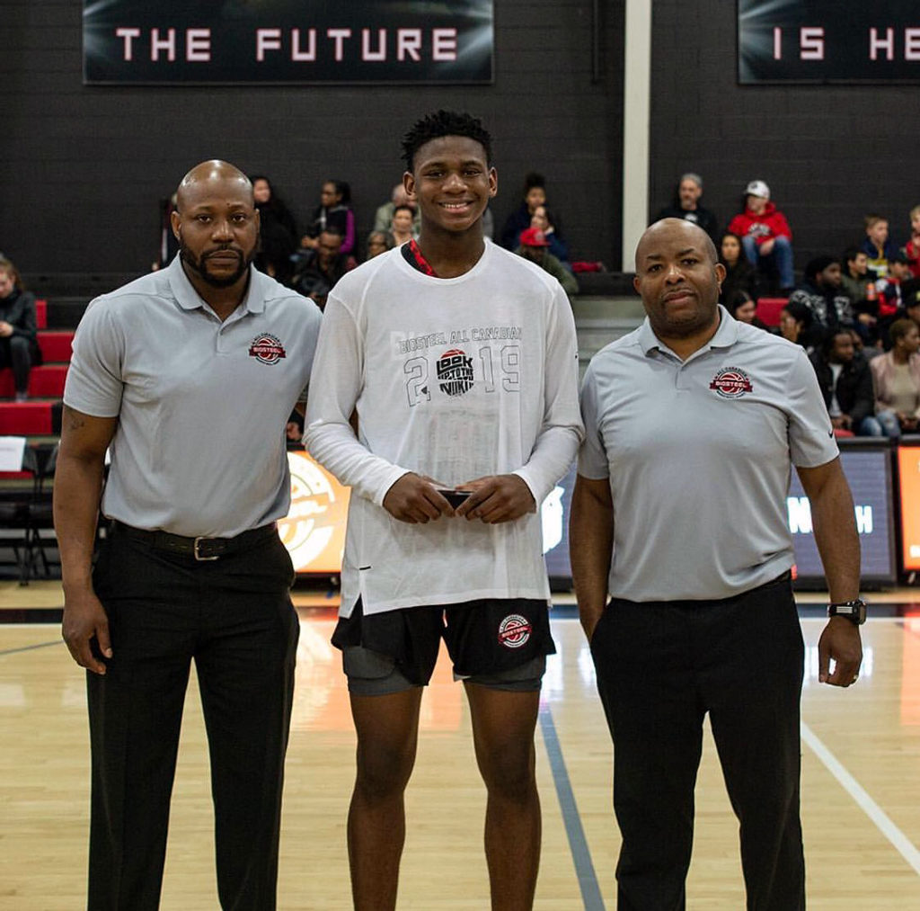14 Year Old Canadian Phenom Elijah Fisher MVP Biosteel Future Game MVP