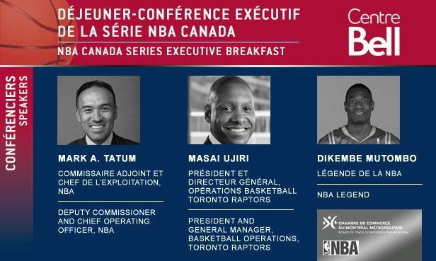 NBA Executive Breakfast