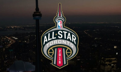 2016 Nba Star Game Historic Moment Toronto Raptors Canada