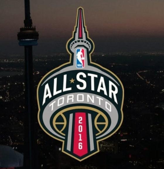 2016 Nba Star Game Historic Moment Toronto Raptors Canada