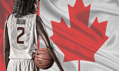 Adut Bulgak - 2016 WNBA Draft: Record Four Canadians Selected
