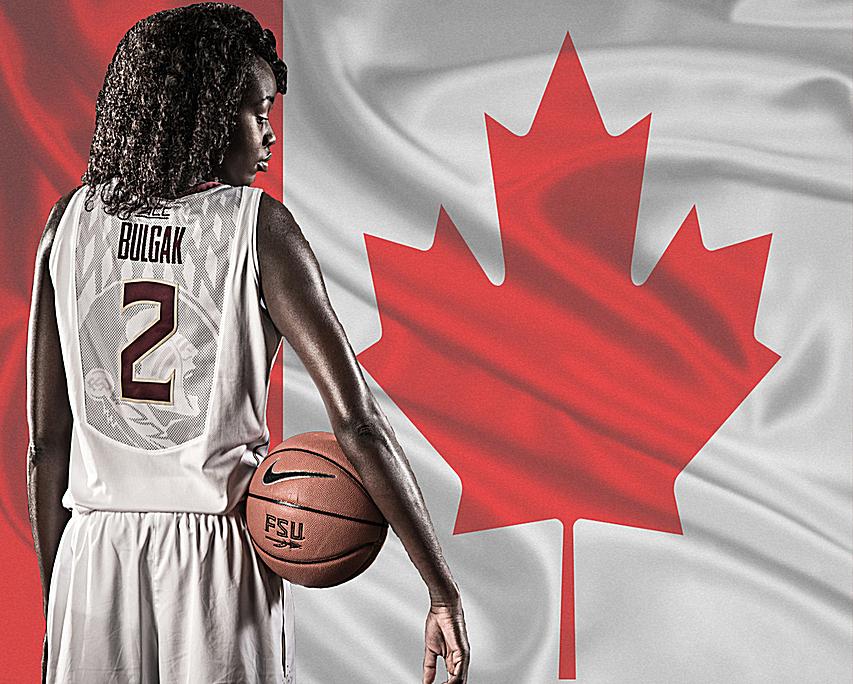 Adut Bulgak -2016 WNBA Draft: Record Four Canadians Selected