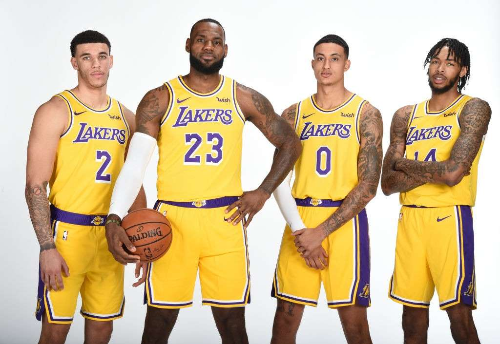 2018-2019 NBA Season Preview – Western Conference