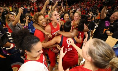2019 Champion Washington Mystics Mystify The WNBA