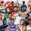 2020-21 BasketballBuzz Canadian NBA Players Stats Tracker