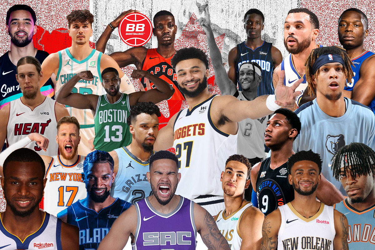 2020-21 BasketballBuzz Canadian NBA Players Stats Tracker