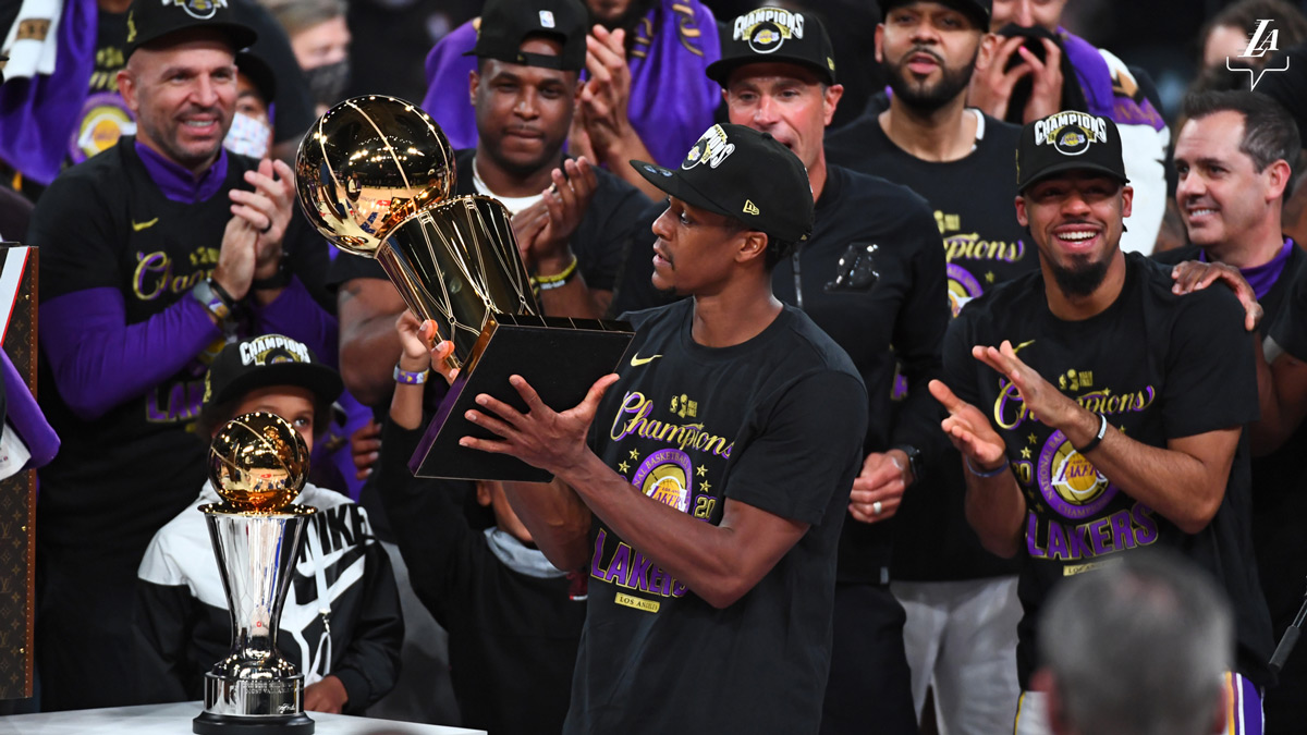 2020 NBA Champion Lakers Finish The Job For Kobe And Gigi