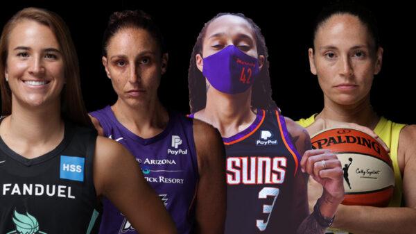 2020 WNBA Season Preview - New York Liberty Sabrina Ionescu, Phoenix Mercury duo Diana Taurasi and Brittney Griner and Seattle Storm legend Sue Bird