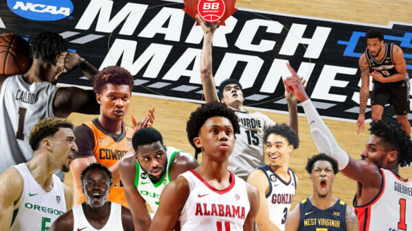25 Canadians Ready For 2021 Ncaa March Madness