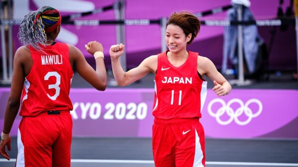 3x3 at tokyo 2020 is now officially an olympic sport