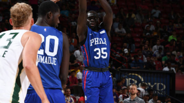 76ers Marial Shayok Impressive 19 Point Nba Summer League Debut