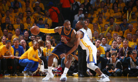 2015 NBA Finals Game One