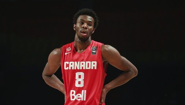 Canada draws stiff competition at 2016 FIBA Olympic Qualifiers