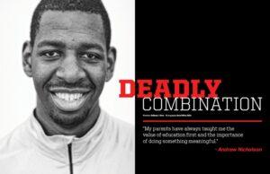 BasketballBuzz Magazine Issue 1 Andrew Nicholson Deadly Combination
