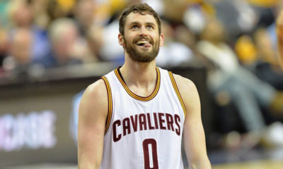 Cleveland Cavaliers Kevin Love What Now
