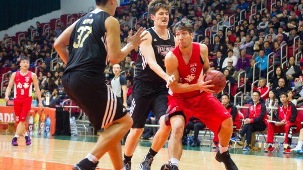 Hong Kong Basketball Duncan Reid Canadians Hong Kong