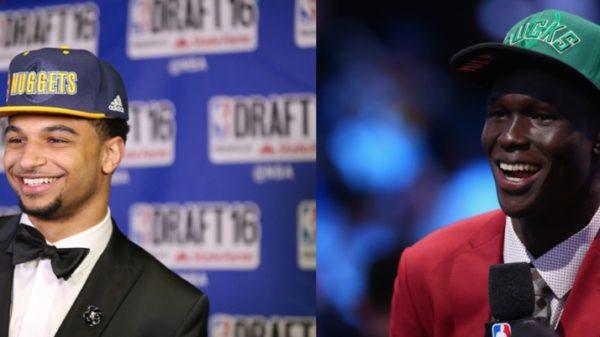 Jamal Murray and Thon Maker Orangeville Prep to NBA