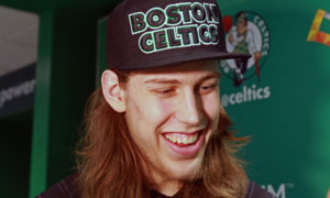 Kamloops Kelly Olynyk selected 13th overall by the Dallas Mavericks, continues historic Canadian climb