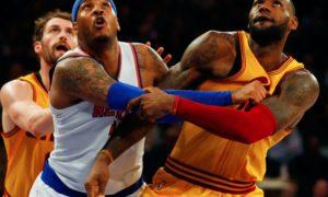 LeBron Carmelo Kevin Love Trade Celtics
