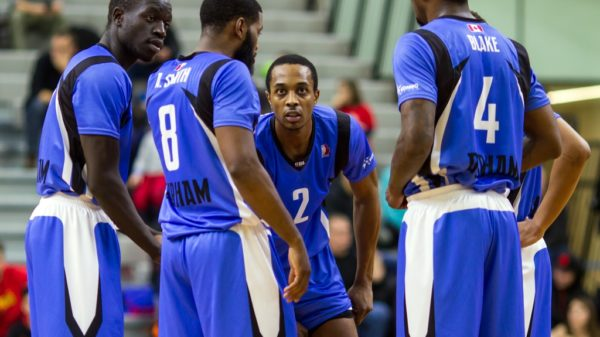 Manny Thomas Canadian Basketball League CBL Huddle