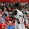 Munis Tutu Carleton Ravens Beat Ole Miss Rebels NCAA Streak Hits Eight