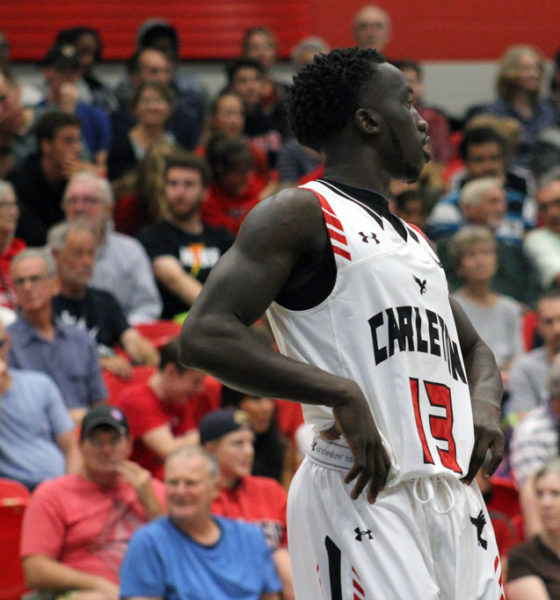 Munis Tutu Carleton Ravens Beat Ole Miss Rebels NCAA Streak Hits Eight