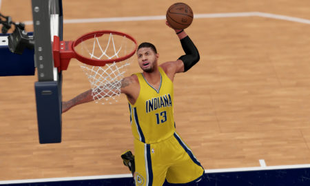 NBA 2k17 Friction