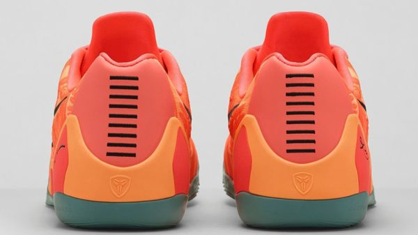 Nike &Amp; Kobe Go From Mandarin To Mango