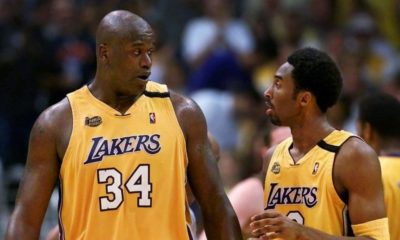 No Kobe Beef With Shaquille O'Neal