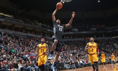 Rookie Andrew Wiggins 33 Points Lebron James NBA