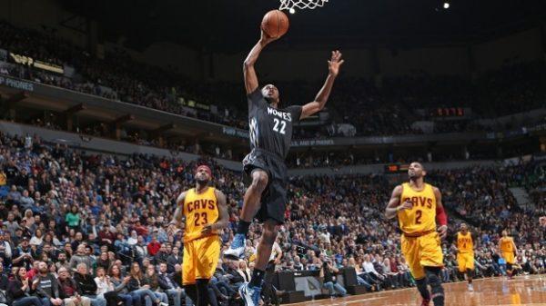 Rookie Andrew Wiggins 33 Points Lebron James NBA
