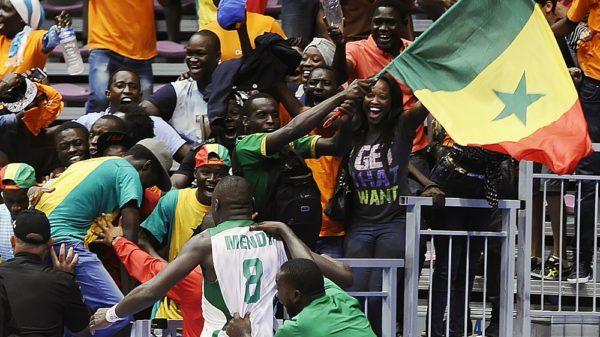 Senegal shock Angola to win 2015 AfroBasket Group B