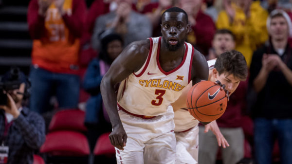 Marial Shayok Makes Julius Erving Award Shortlist