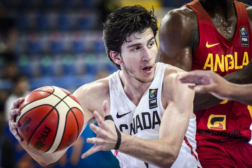 Team Canada Danillo Djuricic Vs Angola