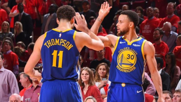 The Warriors Came Out To Play This Series