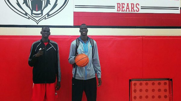 Thon Maker Major Canadian Basketball Coupe