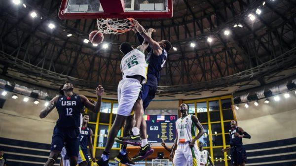 Top Dunks 2017 FIBA U19 Championships
