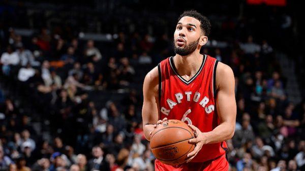 Toronto Raptors Cory Joseph Career High 33 Points