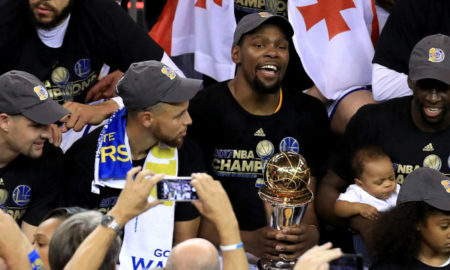 Warriors Championship Parade