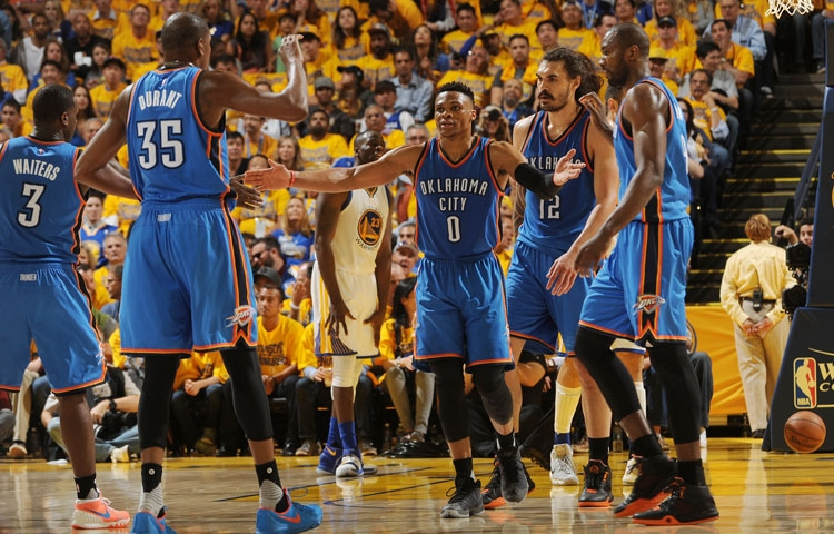 OKC Thunder: The unsung heroes