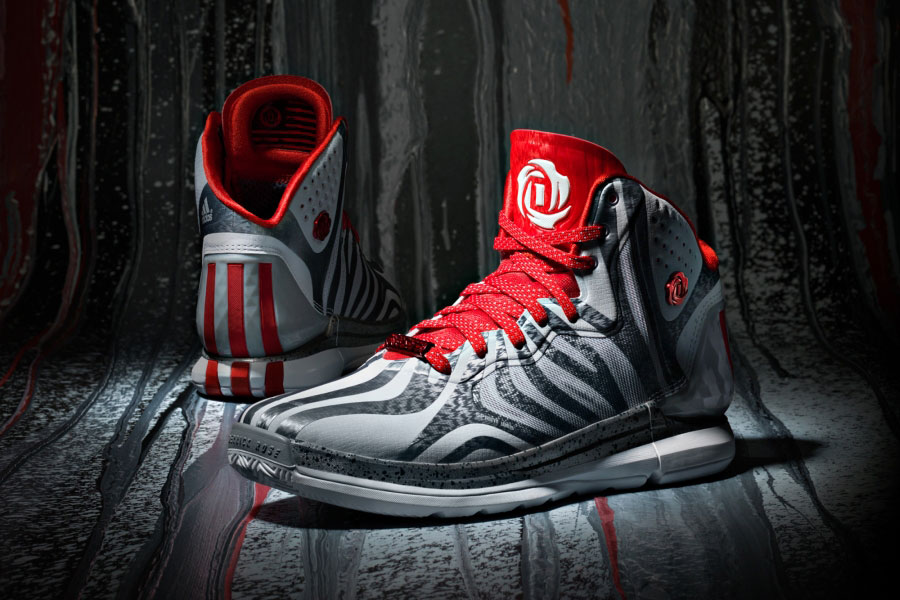 Adidas D Rose 4 5 Chicagos Finest 1