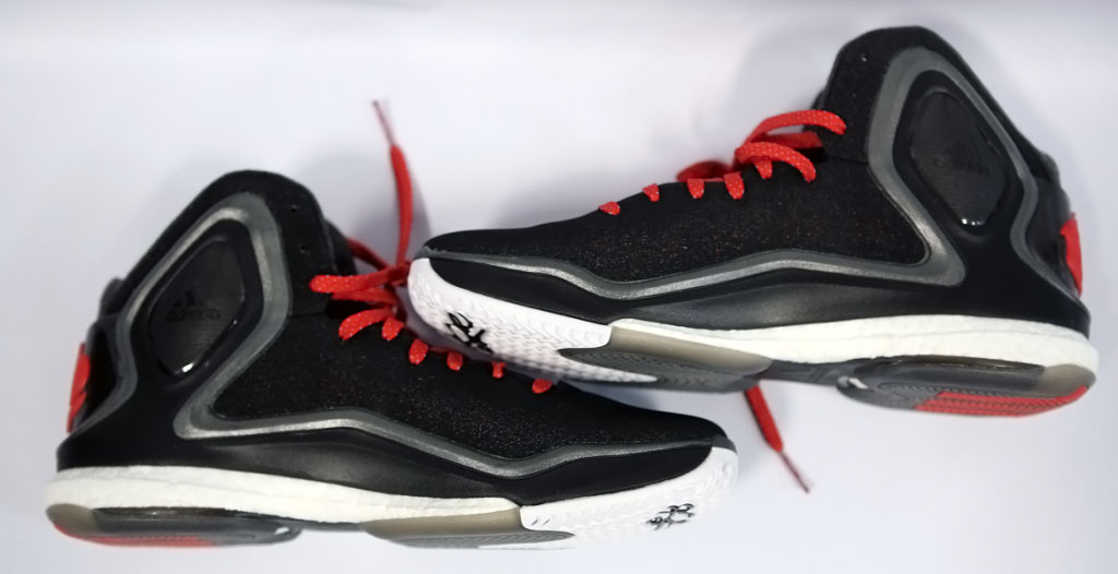 Adidas D Rose 5 Boost Double Stacked