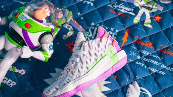 Adidas Toy Story Collection Takes The NBA To Infinity And Beyond