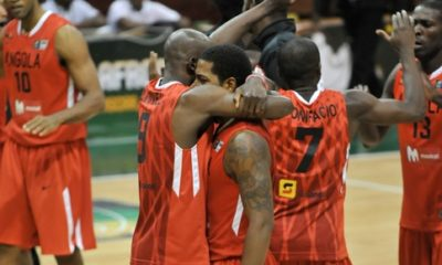 African champs Angola squeeze past Cameroon in OT at 2011 AfroBasket