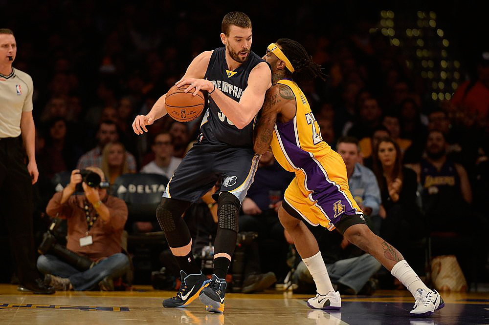 After This Season The Lakers Want Gasol Back This Summer