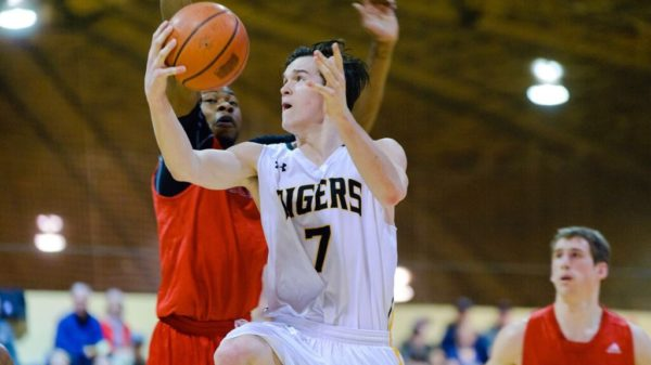 All Business Dalhousie Forward Sven Stammberger A Top 8 Academic All Canadian