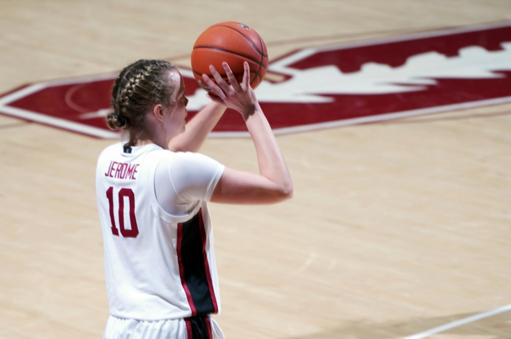 Alysaa Jerome Stanford Cardinal Canadians Take Over 2021 Ncaa Womens Final Four