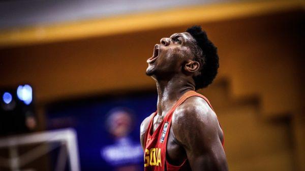Angola Silvio Sousa Dominates Korea 2017 FIBA U 19 World Cup