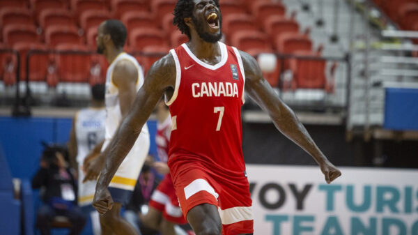 Anthony Bennett Canada 95 93 Escape Us Virgin Islands At Fiba Americup 2022 Qualifiers
